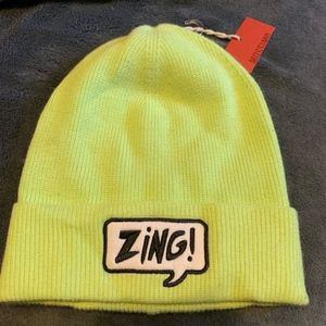New with tags ZING! beanie hat